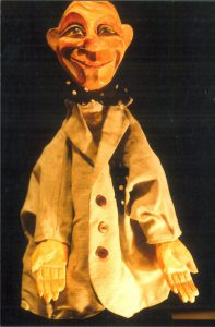 Handpuppe Genua 1996